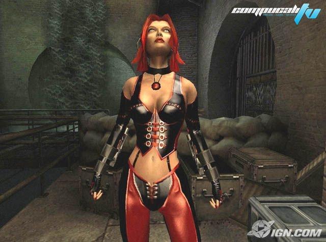 BloodRayne 2 PC Full Español Descargar DVD5