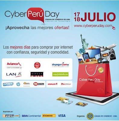 ofertas ciber peru day 17-17-2013