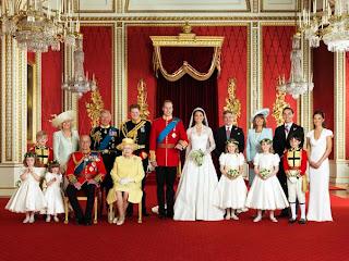 2 As fotos oficiais: Casamento Real