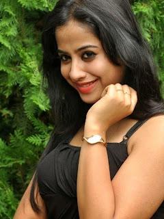 Telugu Model Swathi looks too cool