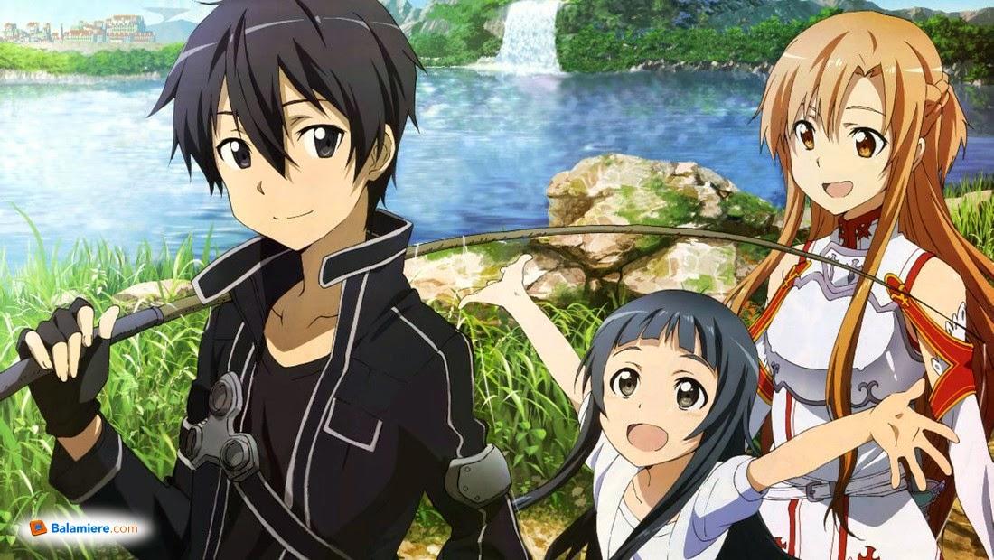 [ Info-Anime ] Top 20 Anime Terbaik Tahun 2013 Berdasarkan Perhitungan AT-X