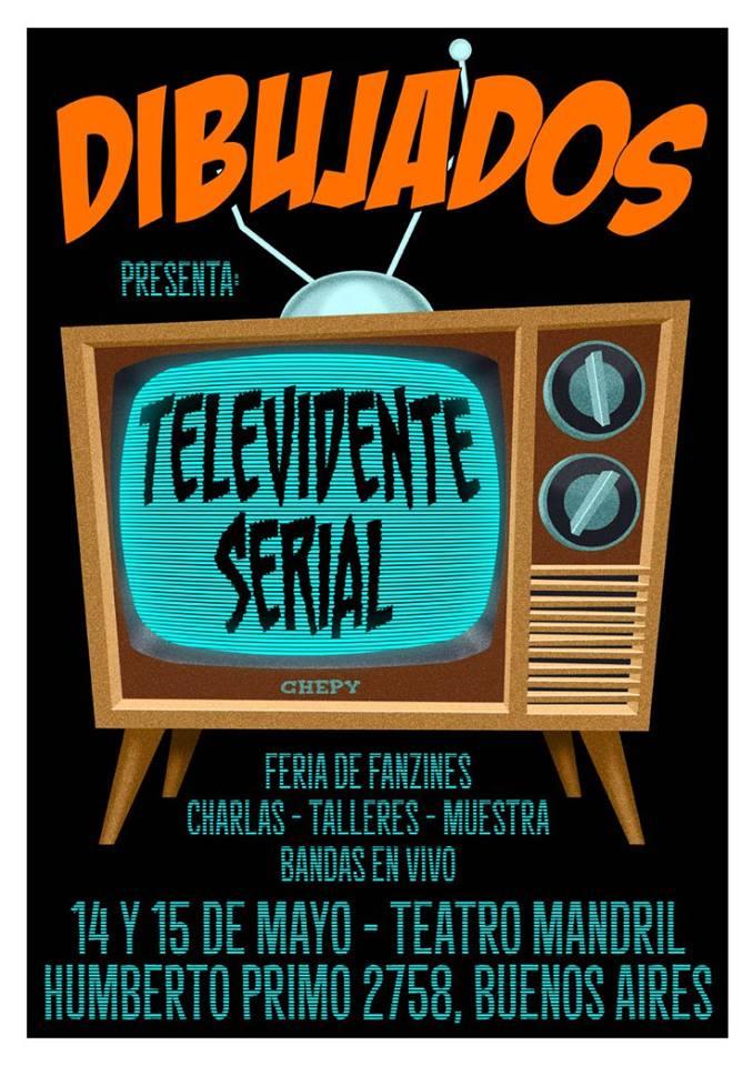 14 y 15 de Mayo - Teatro El Mandril