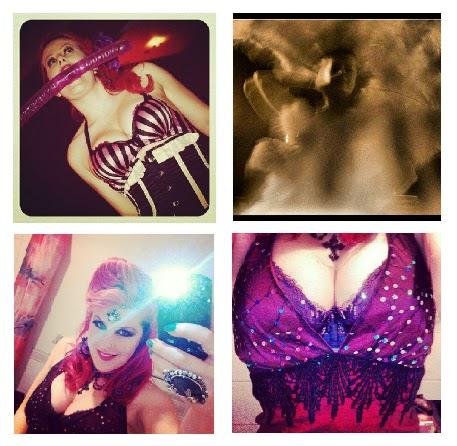 #Instagram Burlesque