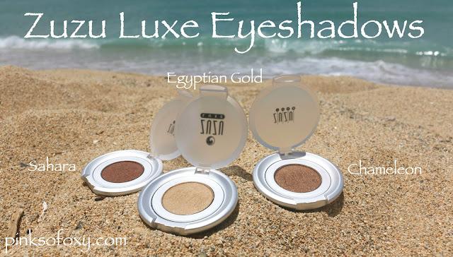 Zuzu Luxe Chameleon Eyeshadow