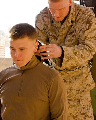 Medium Hairstyles,Medium Hairstyles 2011: Military haircuts For Men