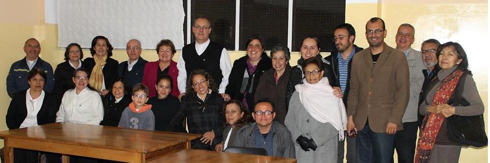 Renovación de Compromisos a la Unión del Apostolado Católico. Enero 22 de 2014.