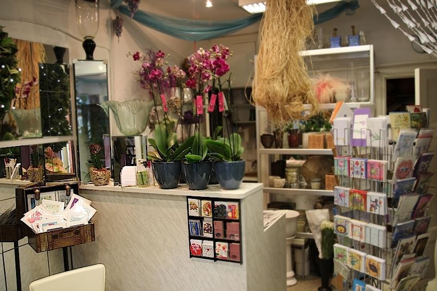 Kukkakauppa Lilleput