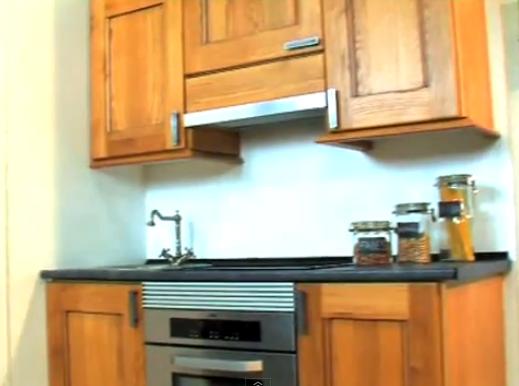 muebles de cocina para armar de papel ideas