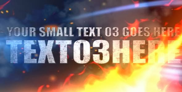 VideoHive Explosion In Hell