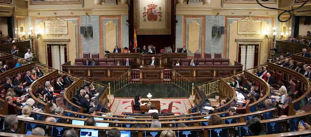 Congreso de los Diputados y Estado