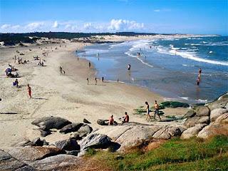 Bellas Playas en Uruguay