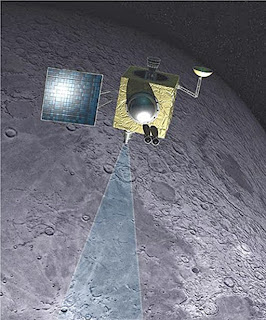 findings of chandrayaan 1
