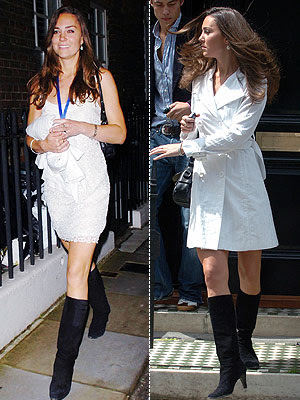 Is Kate Middleton Fashionista?