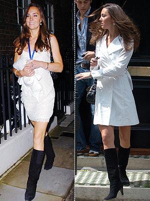 Is Kate Middleton Fashionista?