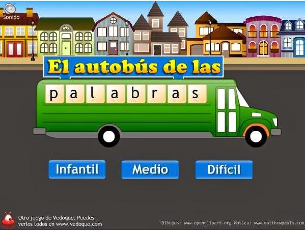 http://www.vedoque.com/juegos/juego.php?j=autobus-palabras&l=
