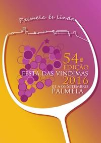 Palmela- Festa das Vindimas 2016- 1 a 6 Setembro