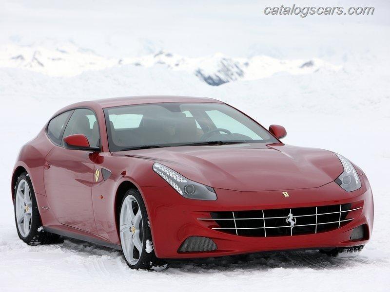 صور سيارة فيرارى FF 2013 - اجمل خلفيات صور عربية فيرارى FF 2013 - Ferrari FF Photos Ferrari-FF-2012-09.jpg