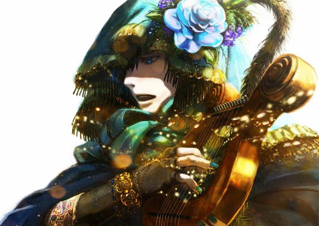 KAITO, vocaloid wallpaper,anime wallpaper
