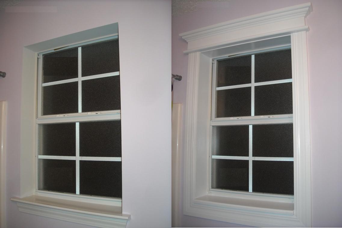 M s de 1000 ideas sobre molduras para ventanas en - Molduras para exteriores ...