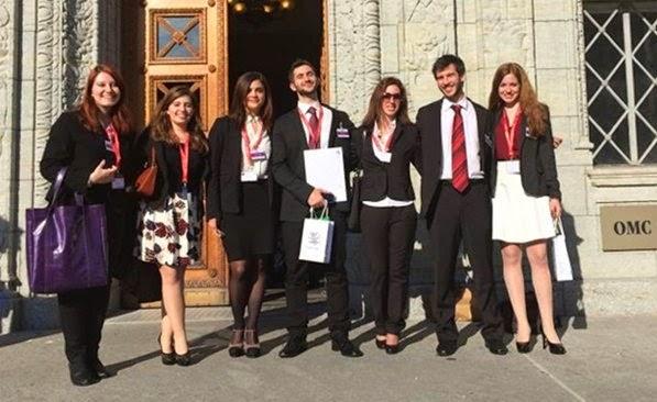 Πρώτη σε παγκόσμιο διαγωνισμό η Νομική Αθηνών!