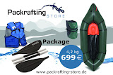 Packrafting Paket