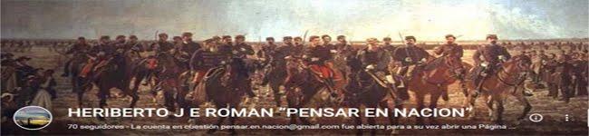 PENSAR EN NACION