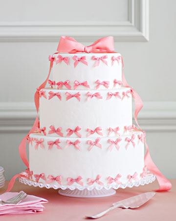 how to make icing ribbons for cakes