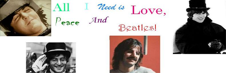 Beatles are a яeL☮VEutioη ~