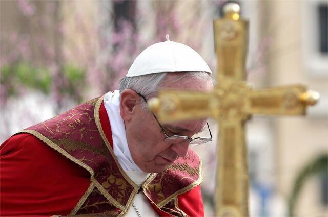 Oremus pro Pontifice nostro Francisco.