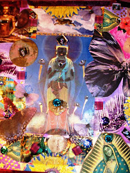 Kwan Yin collage
