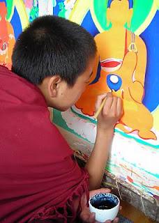 Regong arts, ETHNIKKA blog for cultural knowledge