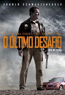 """Poster do filme """"O Ùltimo Desafio"""""""