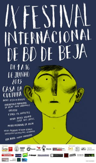 IX Festival Internacional de Banda Desenhada de Beja - De 1 a 16 de Junho