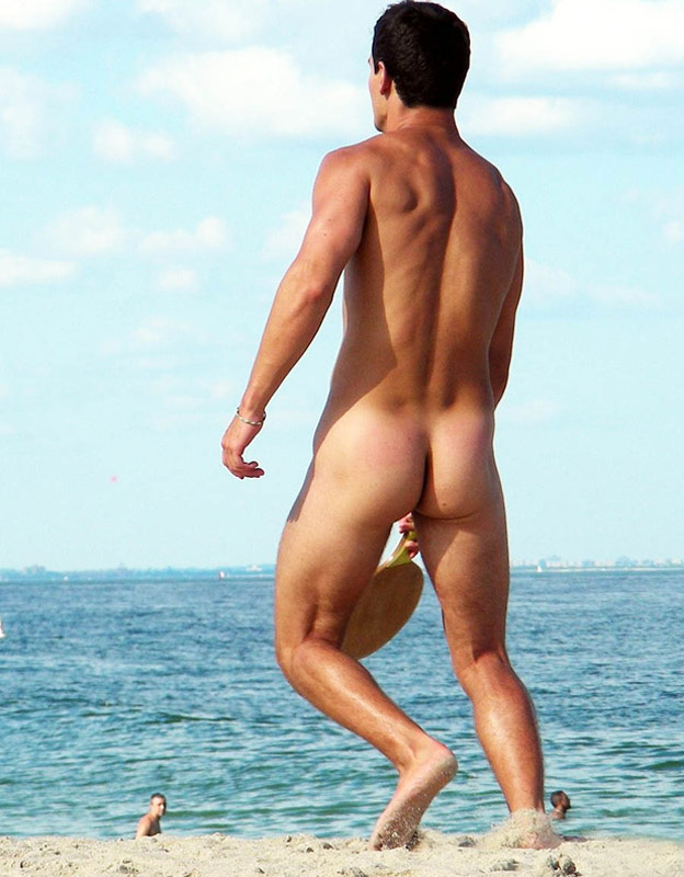 Gay Nude Beach Picture