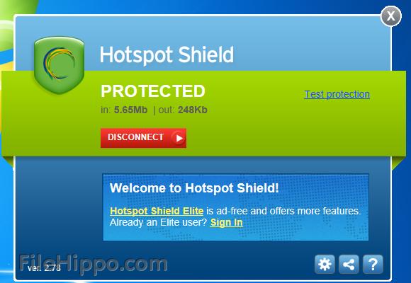 Hotspot Shield Elite 3 43
