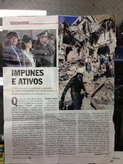 Oriente médio e seus entornos - Magazine cover