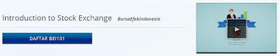 Daftar BEI di IndonesiaX