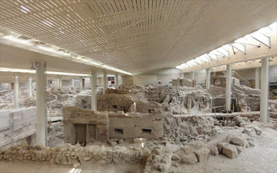 Σαντορίνη: Ημερίδα για την ενίσχυση των ανασκαφών στο Προϊστορικό Ακρωτήρι