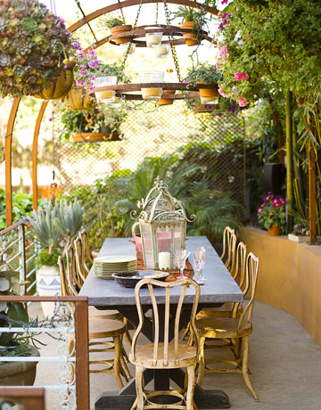 Dining Room on Bohemia Outdoor Dining Parties Part I Outdoor Dining Parties Part