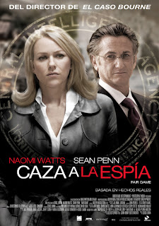 Fair Game (Caza a la Espia) Poster