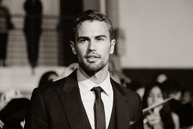 English Actor Theo James Photos