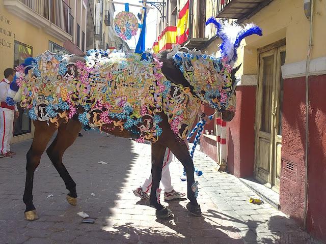 caballos del vino