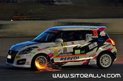 Rally RACE-Comunidad de Madrid 2013