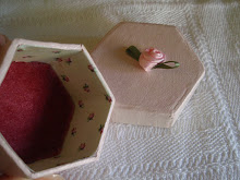 Hand Decororated Treasure Box