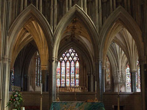 Wells Cathedral, Somerset, bit about Britain