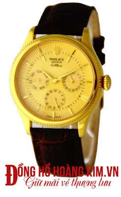 Đồng hồ nam Rolex kiểu dáng mạnh mẽ