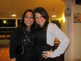 Con mi linda Yasmina