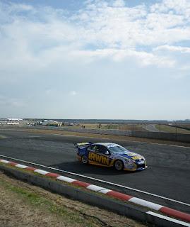 IRWIN RACE CAR