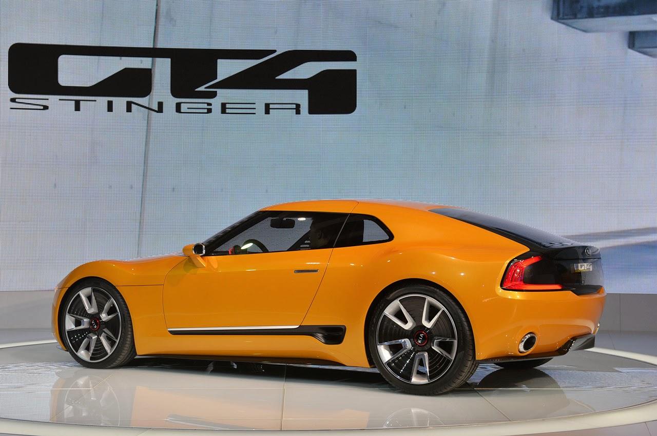 u00a9 automotiveblogz  kia gt4 stinger concept  detroit 2014 photos