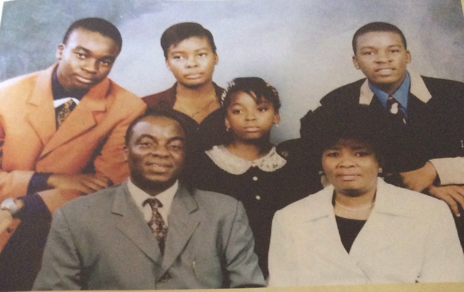 bishop oyedepo family